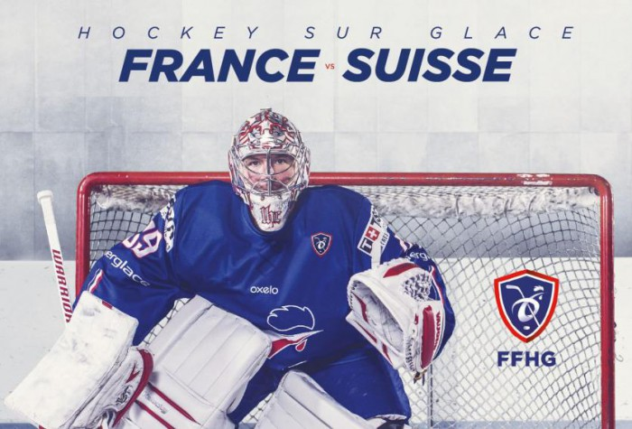 Hockey sur glace FRANCE / SUISSE