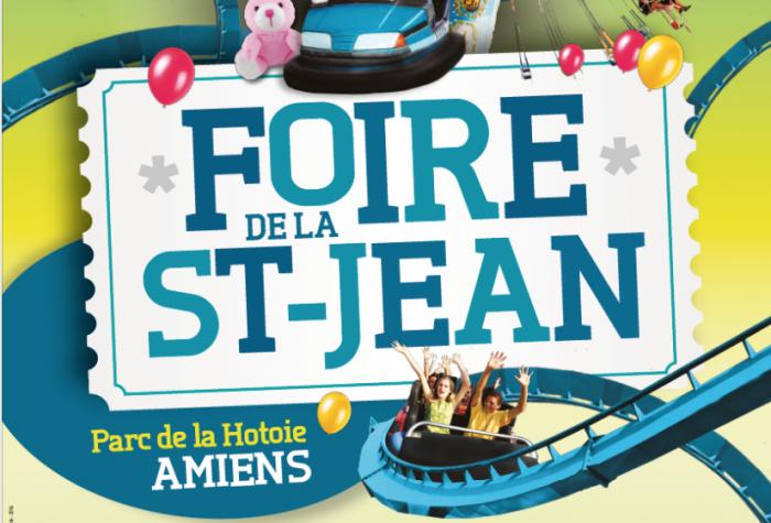 Foire de la st jean amienscope for Amiens foire expo