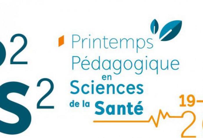 Printemps pédagogique en Sciences de la Santé