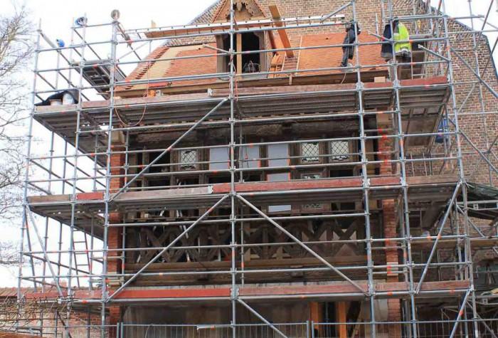 Les 10 jours du patrimoine : Façades déplacées, façades restaurées
