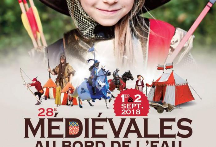 28e Médiévales Au Bord de l'Eau