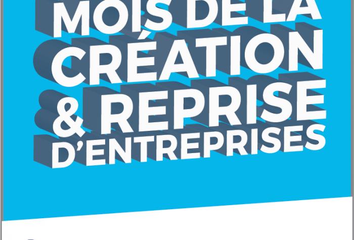Mois de la création & reprise d'entreprises