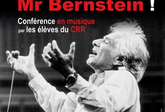 Happy Birthday Mr Bernstein !