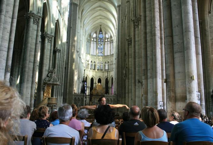 La cathédrale de Catherine : l'art funéraire