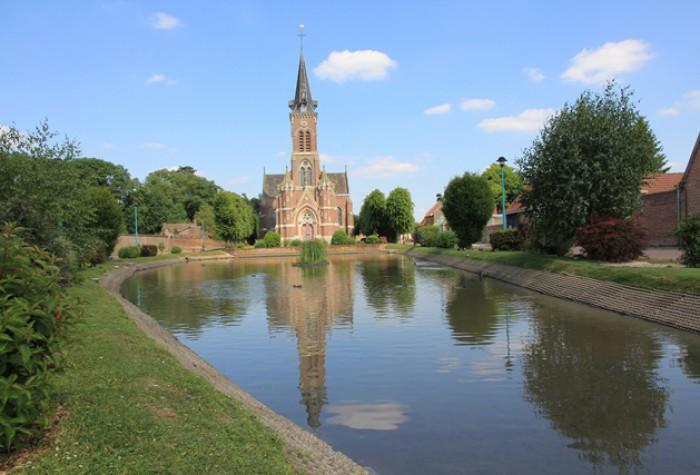 Un clocher, un village : Bovelles
