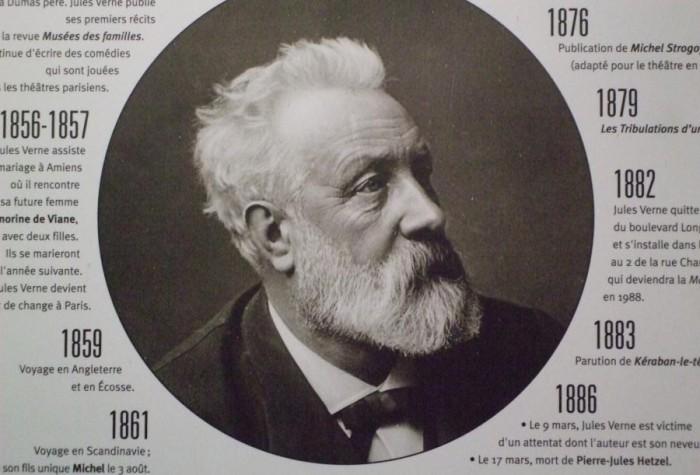 8 février 2019 : lire les romans de Jules Verne, venez participer au marathon !
