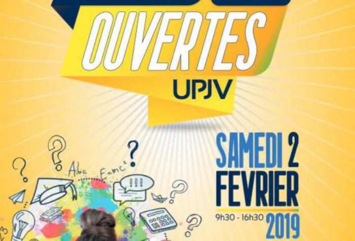 UPJV - Portes ouvertes