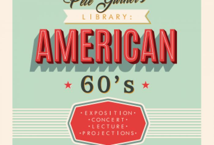 Pete Garner's Library: American 60's