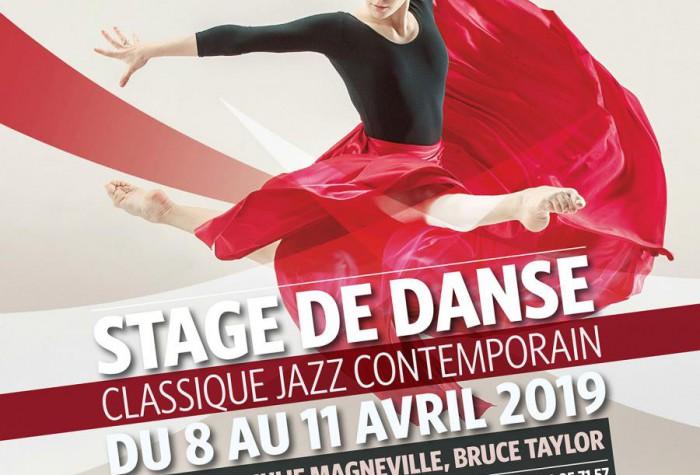 Stage de Danse classique-jazz-contemporain