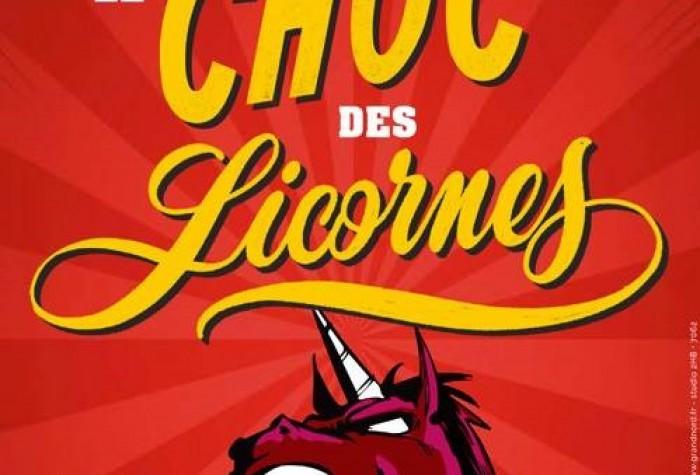 COURSE A OBSTACLES - LE CHOC DES LICORNES : 3ème édition