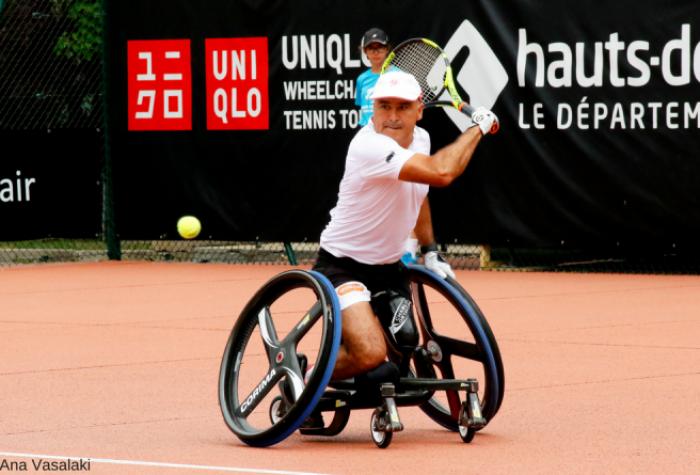 Tennis : Open Tennis Fauteuil
