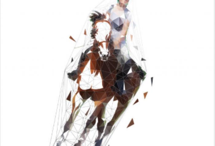 Equitation : Concours de Dressage