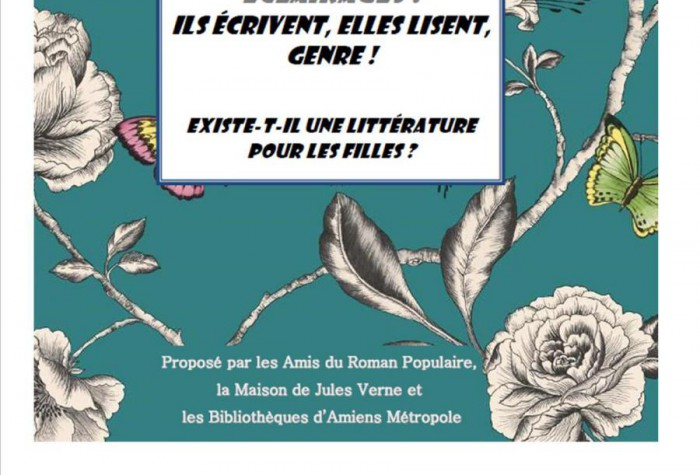 Maison de Jules Verne | Martine et Caroline voyagent : quels genres d'histoires, quelle histoire de genre ? par Christophe MEUNIER