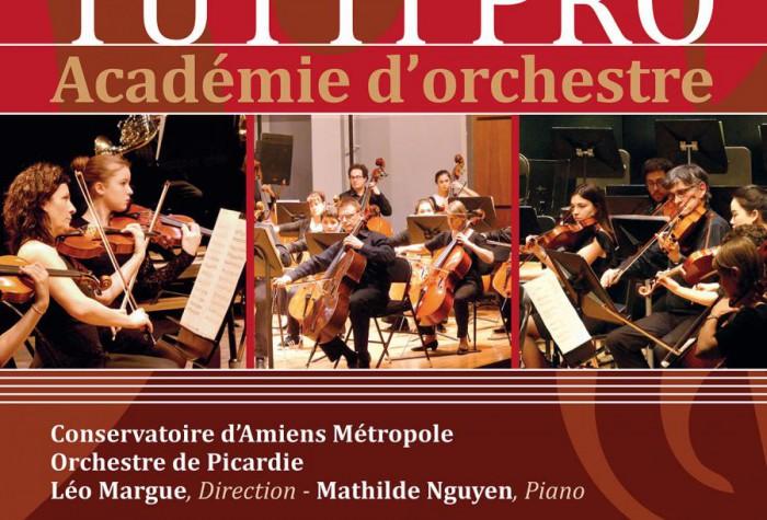 Tutti Pro, Académie d'orchestre