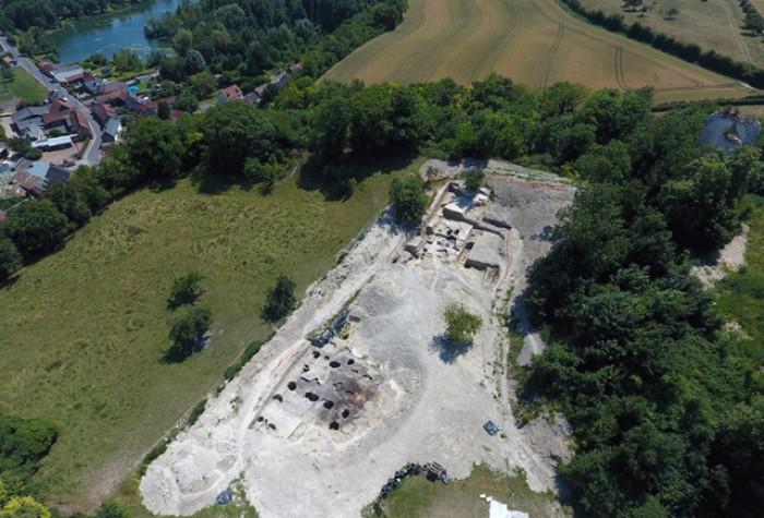 Journées euro-régionales des espaces fortifiés : la motte castrale de Boves