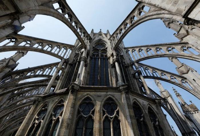 Ma cathédrale : la cathédrale de Sébastien