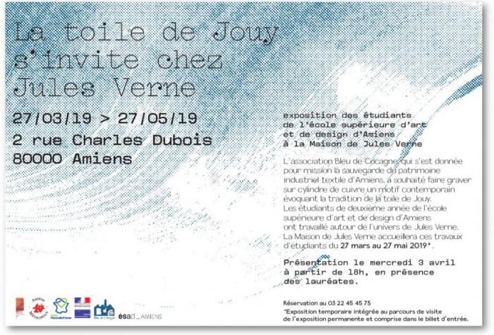 LA TOILE DE JOUY S'INVITE CHEZ JULES VERNE   Maison de jules Verne