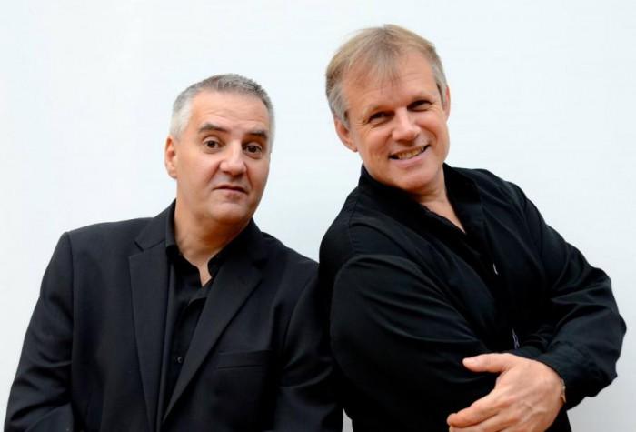 André Charlier et Benoit Sourisse rencontre