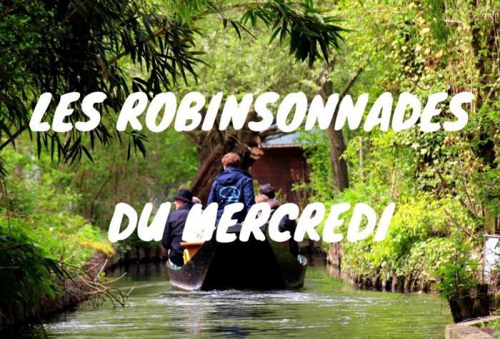 Les Robinsonnades du mercredi par l'Office de Tourisme d'Amiens Métropole