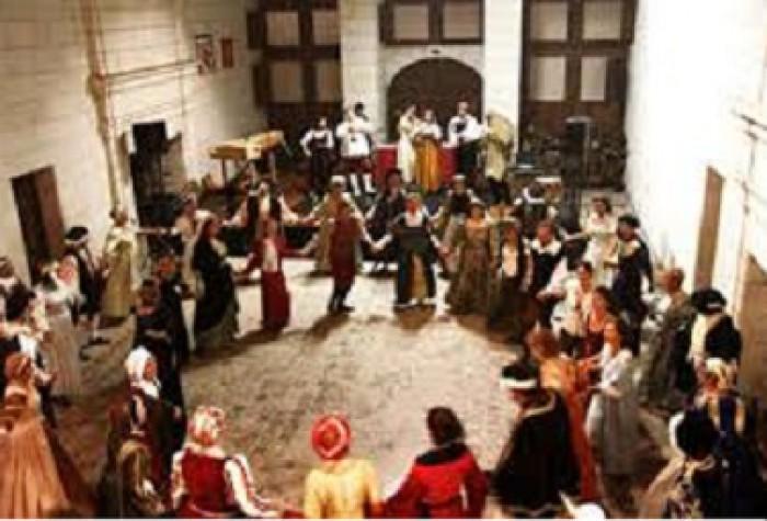 Le spectacle chants et danses Renaissance