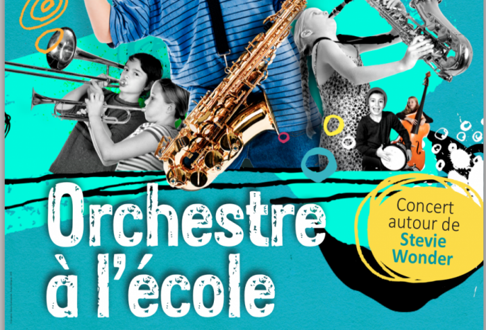 Concert Orchestre à l'école