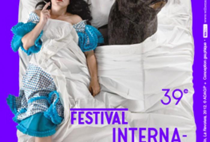 39éme édition du Festival International du Film d'Amiens Métropole
