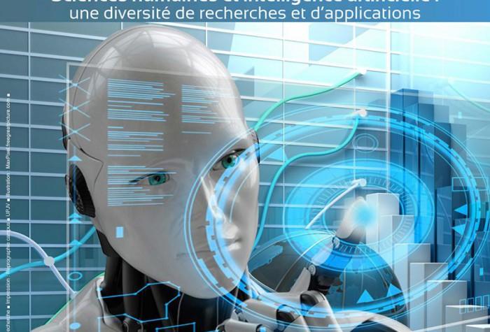 Sciences Humaines et Intelligence Artificielle : une diversité de  recherches et d'applications