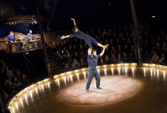 Cirque Trottola - Campana