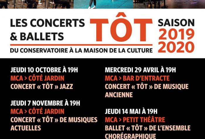 Les Concerts et Ballets