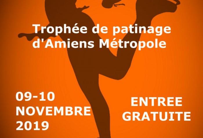 PATINAGE ARTISTIQUE - TOURNOI DE FRANCE