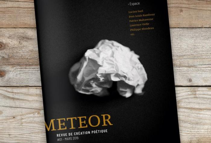 Lancement revue Météor #2