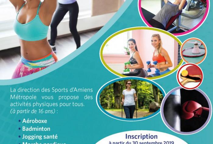 Sportez-vous bienSPORTEZ-VOUS BIEN AU QUOTIDIEN - SAISON 2019-2020