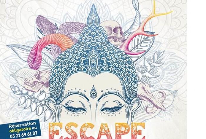 Fantôme d'Asie, un Escape Game géant au Zoo d'Amiens