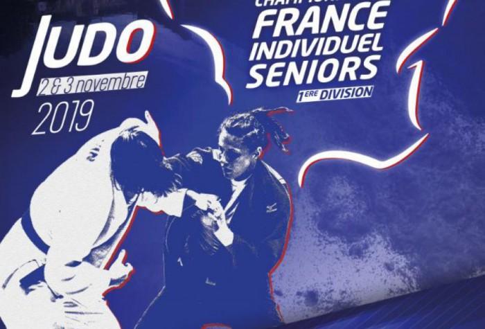 JUDO Championnat de France individuel seniors