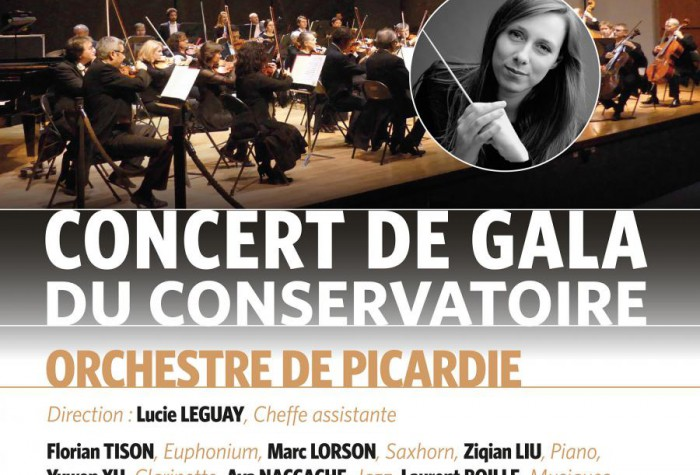 Concert de Gala du Conservatoire