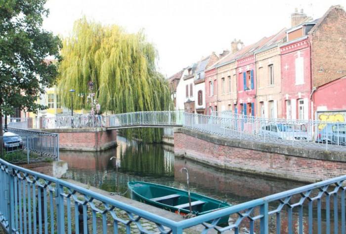 Visite de proximité, quartier Saint-Leu