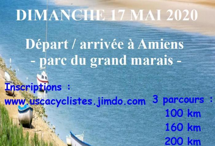 CYCLOTOURISME LA JULES VERNE - BAIE DE SOMME : RANDOS 200 + 160 + 100 KM