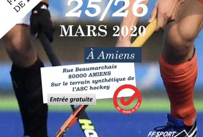HOCKEY SUR GAZON : Championnat de France Universitaire