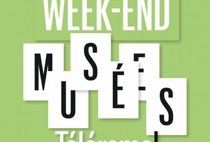 Week-end musées Télérama  - Point de vue