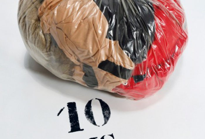 10kg de tissus