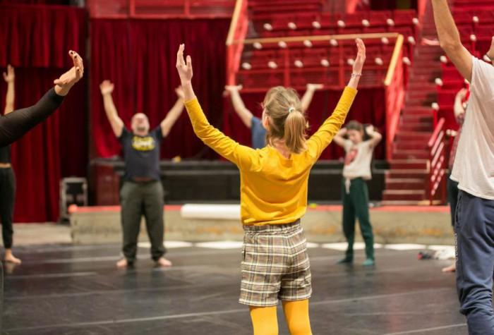 Les Jeux du Cirque avec Edward Aleman